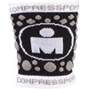 Compressport 3D Dots Sweatband Ironman Edition Black